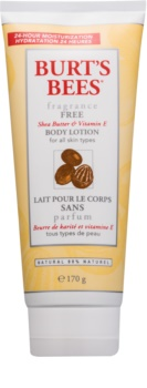 Burt's Bees Shea Butter Vitamin E молочко для тіла з бамбуковою олійкою