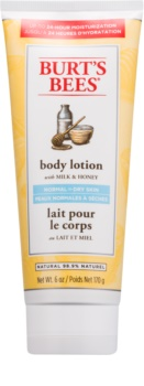 Burt's Bees Milk & Honey Body Lotion With Milk And Honey