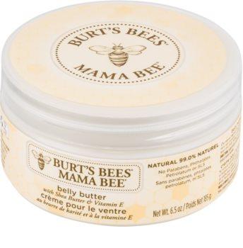 Burt's Bees Mama Bee hranilno maslo za telo za trebuh in pas
