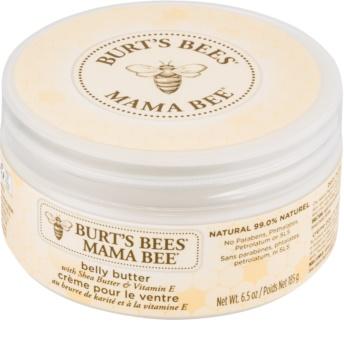 Burt's Bees Mama Bee Voedende Body Butter  voor Buik en Taille