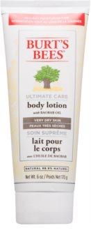 Burt's Bees Ultimate Care Körpermilch für sehr trockene Haut