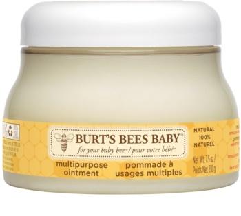 Burt's Bees Baby Bee зволожуючий поживний крем для дитячої шкіри
