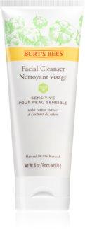 Burt's Bees Sensitive nježna krema za čišćenje za osjetljivu kožu lica