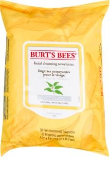 Burt's Bees White Tea Wet Cleansing Wipes