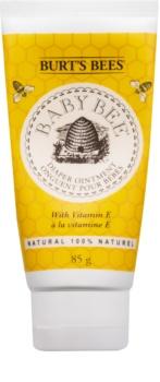 Burt's Bees Baby Bee schützende Creme für Kinder gegen Wundsein  mit Vitamin E