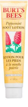 Burt's Bees Peppermint krém na nohy s mätou priepornou