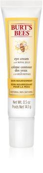 Burt's Bees Skin Nourishment hidratantna krema za područje oko očiju protiv bora i tamnih krugova