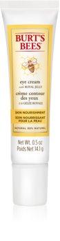 Burt's Bees Skin Nourishment hydratačný očný krém proti vráskam a tmavým kruhom