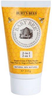 Burt's Bees Baby Bee Puder Creme zur täglichen Anwendung