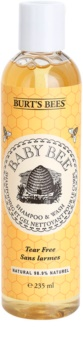 Burt's Bees Baby Bee шампоан и измиващ гел 2 в 1 за ежедневна употреба