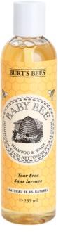 Burt's Bees Baby Bee shampoing et gel lavant 2 en 1 à usage quotidien