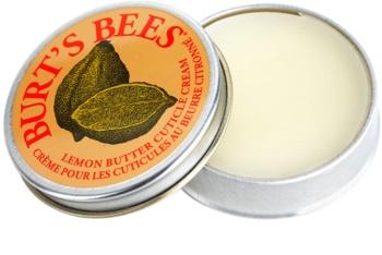 Burt's Bees Care citronové máslo na nehtovou kůžičku