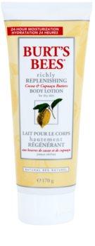Burt's Bees Cocoa & Cupuacu Butters Intensive Body Milk