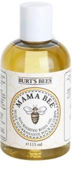 Burt's Bees Mama Bee поживна олійка для тіла