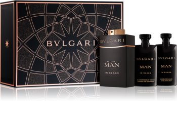 Bvlgari Man in Black Gift Set  IX.