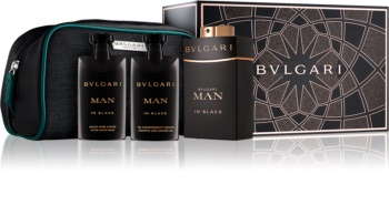 Bvlgari Man In Black darilni set IV.