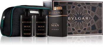 Bvlgari Man in Black Geschenkset IV.
