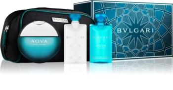 Bvlgari AQVA Pour Homme Geschenkset XVI.