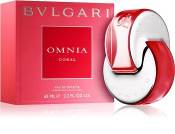 b1d7ef288dd19 Bvlgari Omnia Coral, Eau de Toilette para mulheres 65 ml   notino.pt