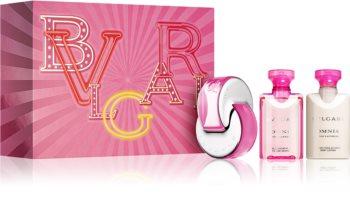 Bvlgari Omnia Pink Sapphire dárková sada I. pro ženy