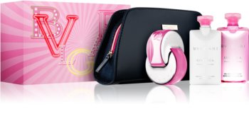 Bvlgari Omnia Pink Sapphire coffret cadeau pour femme   coffret cadeau II.