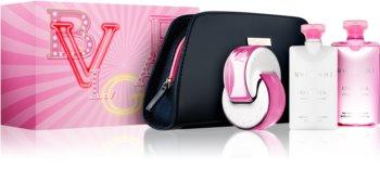 Bvlgari Omnia Pink Sapphire darčeková sada pre ženy   darčeková sada II.