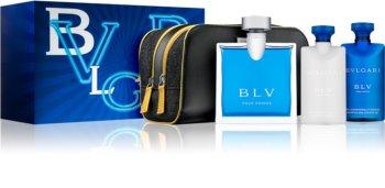 Bvlgari BLV pour homme dárková sada III. pro muže