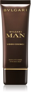 Bvlgari Man Wood Essence After Shave Balm for Men 100 ml
