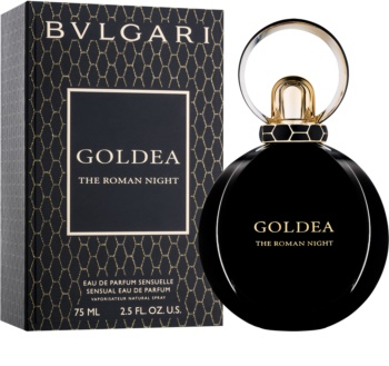 Bvlgari Goldea The Roman Night Eau de Parfum voor Vrouwen  75 ml