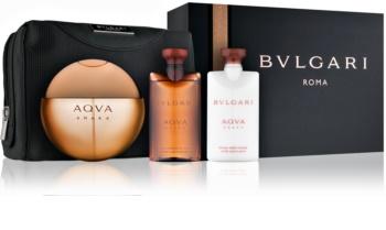 Bvlgari AQVA Amara Geschenkset IV. für Herren