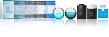 Bvlgari The Miniature Collection Gift Set V. for Men