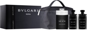 Bvlgari Man Black Cologne Gift Set  I.