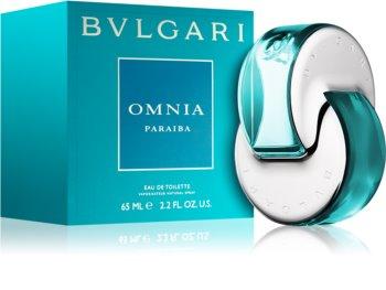 Bvlgari Omnia Paraiba eau de toilette pour femme 65 ml