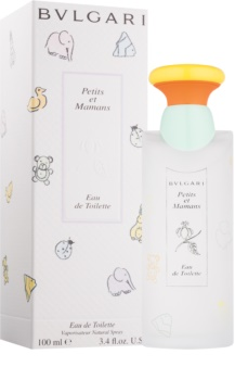 Bvlgari Petits Et Mamans eau de toilette para mujer 100 ml