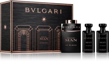 Bvlgari Man In Black darilni set III.