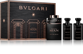 Bvlgari Man In Black set cadou III.