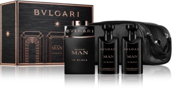 bf6c64eace157 Bvlgari Man In Black, Gift Set VI.   notino.co.uk