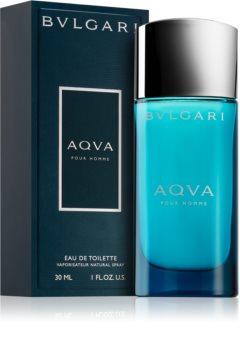 Bvlgari AQVA Pour Homme Eau de Toilette for Men 30 ml