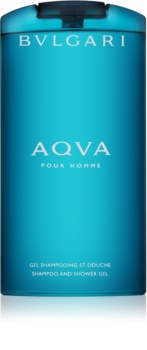 Bvlgari AQVA Pour Homme Duschgel für Herren 200 ml