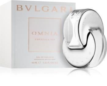Bvlgari Omnia Crystalline тоалетна вода за жени 40 мл.