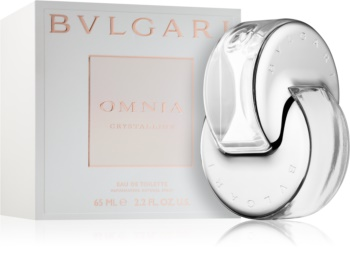 Bvlgari Omnia Crystalline eau de toilette pentru femei 65 ml