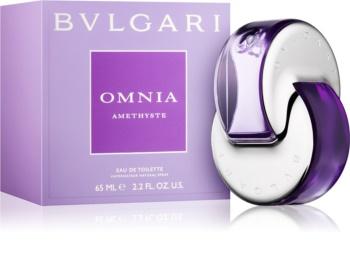 Bvlgari Omnia Amethyste eau de toilette pentru femei 65 ml