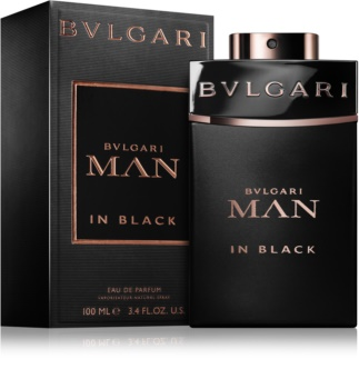 Bvlgari Man In Black eau de parfum pour homme 100 ml