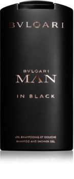 Bvlgari Man In Black Douchegel voor Mannen 200 ml