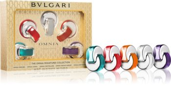 Bvlgari The Miniature Collection darčeková sada VIII. pre ženy