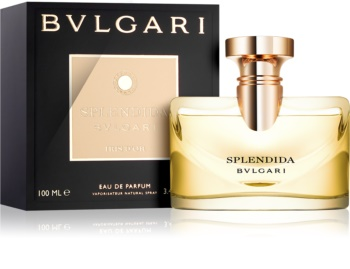 Bvlgari Splendida Iris d´Or eau de parfum pour femme 100 ml