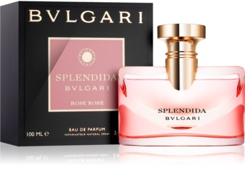 Bvlgari Splendida Rose Rose eau de parfum per donna 100 ml