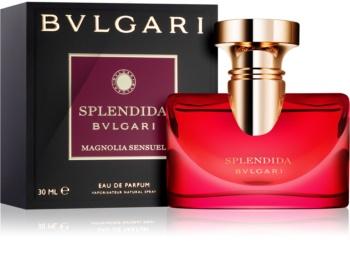 Bvlgari Splendida Magnolia Sensuel Eau de Parfum voor Vrouwen  30 ml