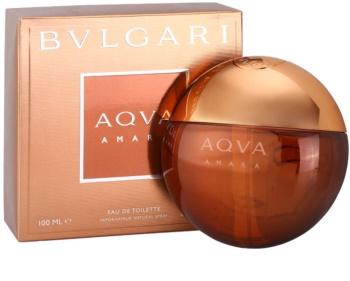 Bvlgari AQVA Amara Eau de Toilette für Herren 100 ml