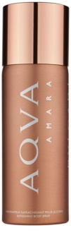 Bvlgari AQVA Amara tělový sprej pro muže 150 ml
